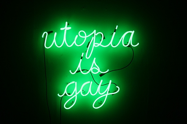 Utopia Is Gay