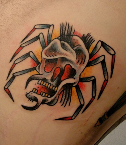 skullspider