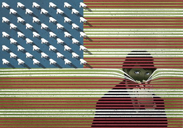 ILL VARNER ART - Surveillance 2010